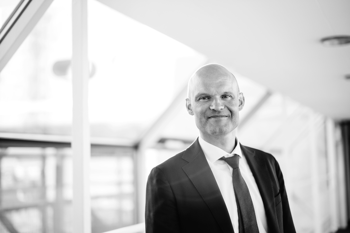 Henrik Nøhr Poulsen, Executive Director and Chief Investment Officer, PFA.